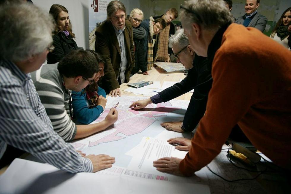 Międzynarodowe warsztaty dla młodych architektów
