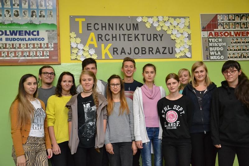 Zespół Szkół Technicznych - projekt mobilności dla uczniów