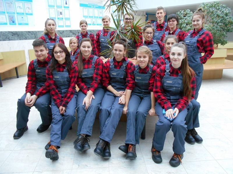 Uczniowie Budowlanki wrócili ze stażu weFrankfurcie
