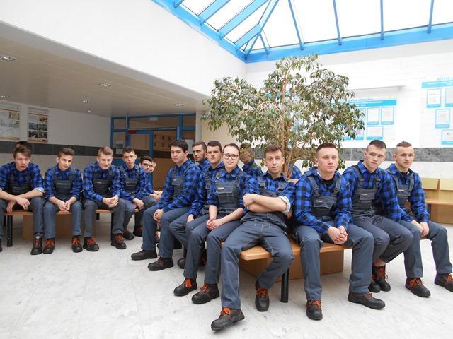Uczniowie Zespołu Szkół Technicznych otrzymali Europejskie Certyfikaty