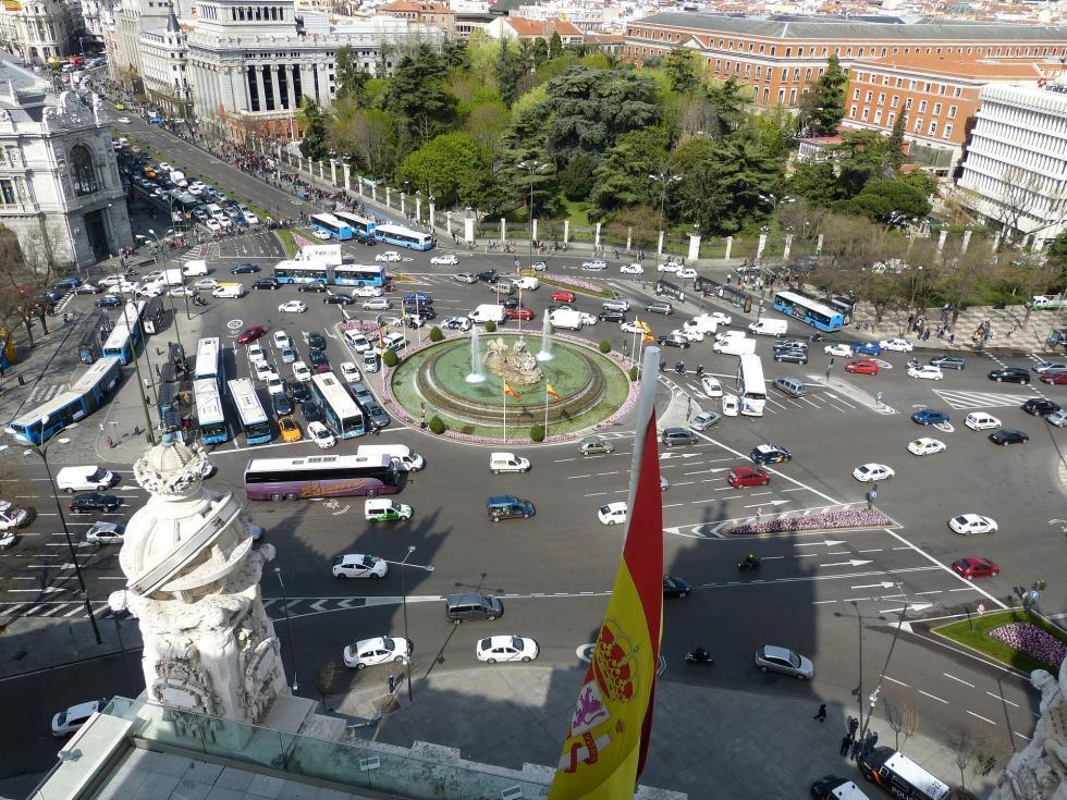 Transport międzynarodowy Hiszpania – oparty na drogach