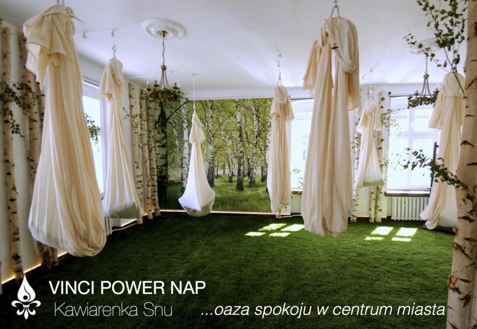 Wrocławska Kawiarenka Snu na pierwszych whistorii targach snu