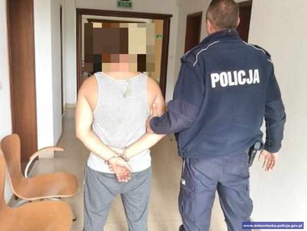 Areszt za nękanie sąsiadów