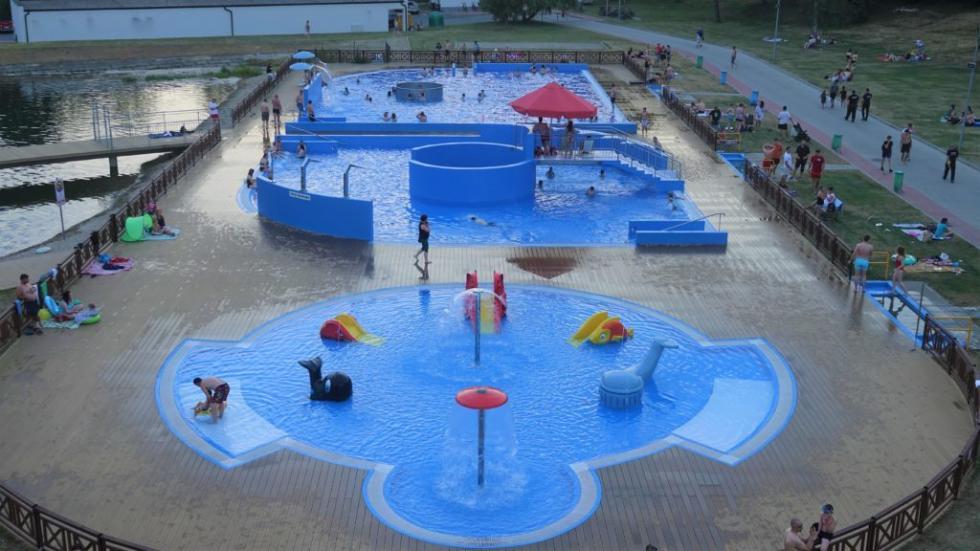 Kąpielisko Frajda zaprasza